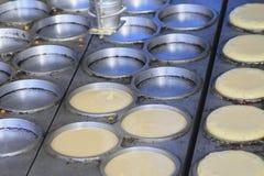 Alimento japonês Imagawayaki Fotos de Stock