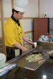Alimento japonês, Kabuki Fotos de Stock Royalty Free