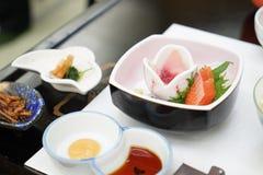 Alimento japonês - Sishi Fotografia de Stock Royalty Free