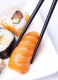 Alimento japonês tradicional Foto de Stock Royalty Free