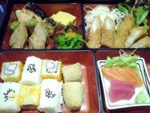 Alimento japonês tradicional fotografia de stock royalty free