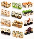 Alimento japonês tradicional Imagem de Stock Royalty Free