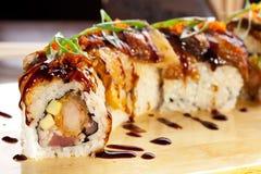 Alimento japonés tradicional Imágenes de archivo libres de regalías