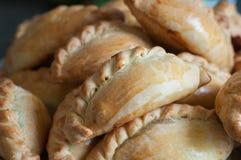 Alimento - kibinai Fotografia Stock
