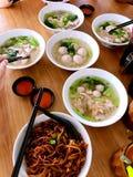 Alimento local famoso de Sabah Foto de Stock