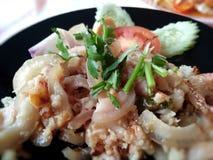 Alimento locale tailandese Immagini Stock