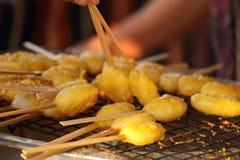 Alimento locale Tailandia Immagini Stock