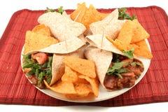 Alimento messicano fotografie stock libere da diritti