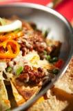 Alimento messicano Fotografia Stock