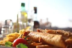 Alimento messicano delizioso Fotografia Stock Libera da Diritti