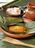 Alimento mexicano Imagen de archivo libre de regalías