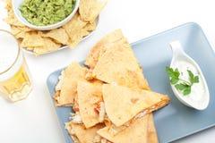 Alimento mexicano Fotografía de archivo libre de regalías