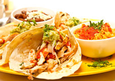 Alimento mexicano foto de stock royalty free