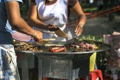 Alimento mexicano da rua fotos de stock royalty free