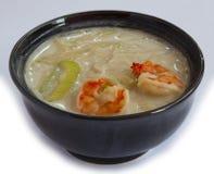 Alimento, minestra in una ciotola Fotografia Stock Libera da Diritti