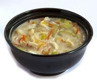 Alimento, minestra in una ciotola Immagine Stock Libera da Diritti