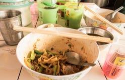 Alimento na manhã Fotos de Stock