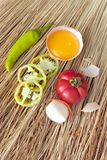 Alimento natural Imagens de Stock Royalty Free