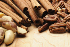 Alimento natural Imágenes de archivo libres de regalías