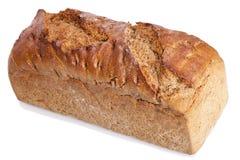 Alimento natural cozido fresco saboroso do baguette do bolo do pão Imagem de Stock Royalty Free