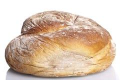 Alimento natural cozido fresco saboroso do baguette do bolo do pão Foto de Stock Royalty Free