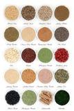 Alimento natural do body building Fotografia de Stock
