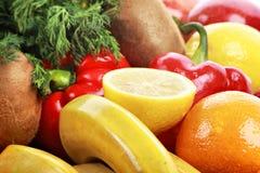 Alimento naturale Fotografia Stock