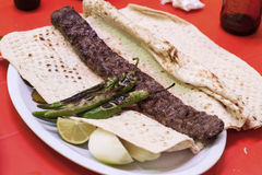 Alimento nell'Iran immagine stock libera da diritti