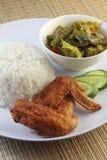 Alimento orientale Immagine Stock