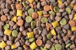 Alimento para animales Fotografía de archivo libre de regalías
