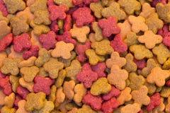 Alimento para animales Imagen de archivo libre de regalías