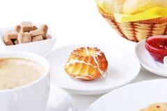 Alimento para o café da manhã fotografia de stock royalty free