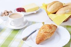 Alimento para o café da manhã foto de stock royalty free