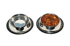 Alimento per animali domestici Immagine Stock