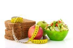Alimento per la dieta immagini stock
