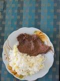 Alimento peruano fotografia de stock