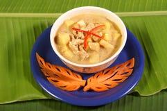Alimento picante tailandés Fotografía de archivo libre de regalías