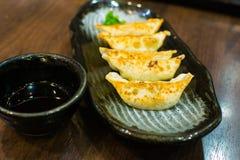 Alimento quente de Japão em uma placa Imagem de Stock