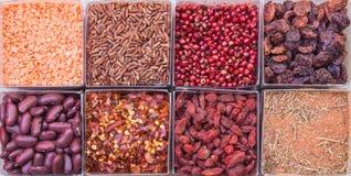 Alimento rosso Fotografie Stock Libere da Diritti