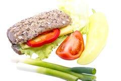 Alimento salutare. immagini stock libere da diritti