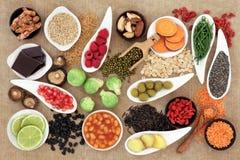 Alimento salutare Fotografia Stock Libera da Diritti