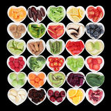 Alimento salutare Fotografie Stock