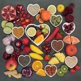 Alimento salutare paleolitico Immagini Stock Libere da Diritti