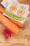 Alimento sano Fotos de archivo