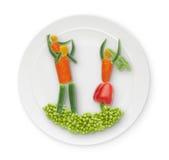 Alimento sano Fotografía de archivo