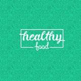 Alimento sano illustrazione di stock
