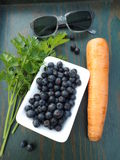 Alimento sano Fotografie Stock