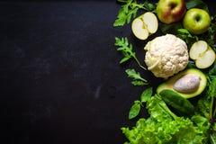 Alimento sano di dieta fotografie stock libere da diritti