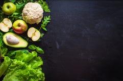 Alimento sano di dieta immagine stock libera da diritti