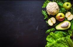 Alimento sano di dieta immagini stock libere da diritti